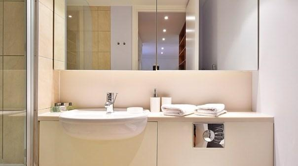 St Pauls Executive Apartments - Bathroom