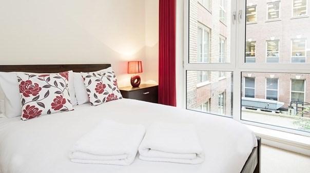 St Pauls Executive Apartments - Bedroom