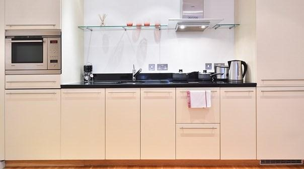 St Pauls Executive Apartments - Kitchen
