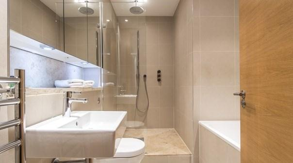 Tower Hill Apartments - Bathroom