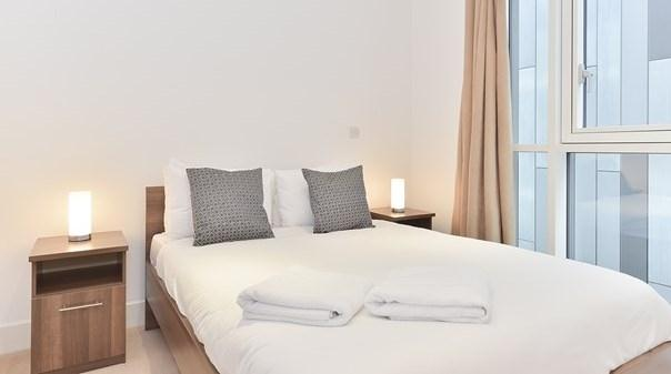 Tower Hill Apartments - Bedroom