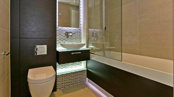 Vauxhall Executive Apartments - Bathroom