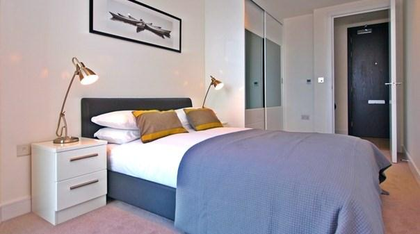 Vauxhall Executive Apartments - Bedroom