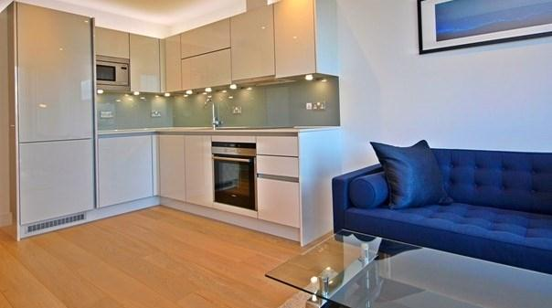 Vauxhall Executive Apartments - Living Area