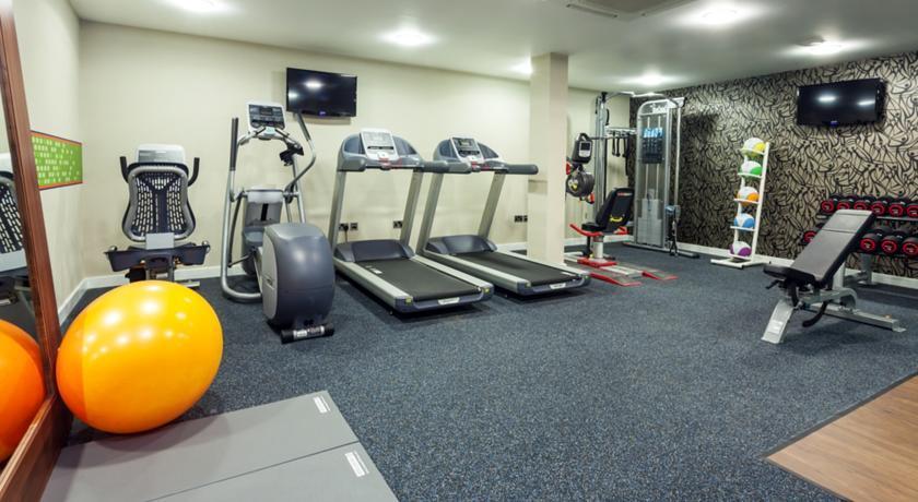 HamptonByHiltonBirminghamCityNorth gym.jpg