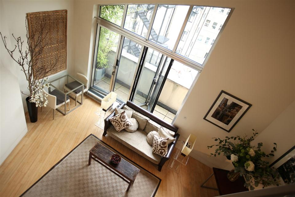5 Maddox Street - 2 Bed Mezzanine Loft Suite