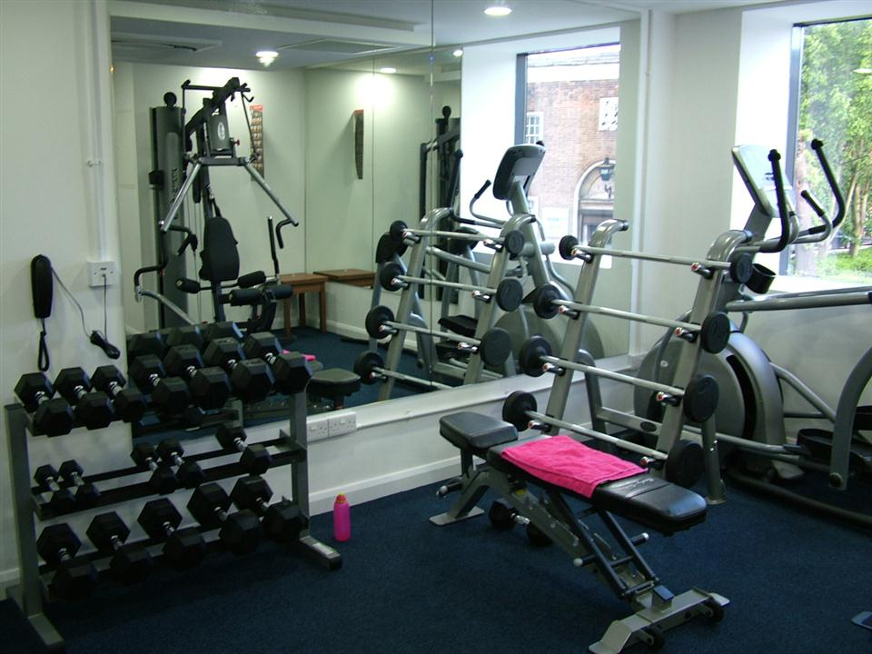Watford Serviced Apartments - Gym