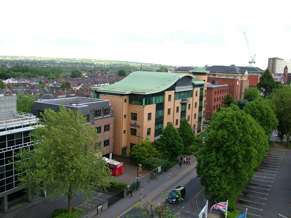Watford Serviced Apartments - View from Apartment