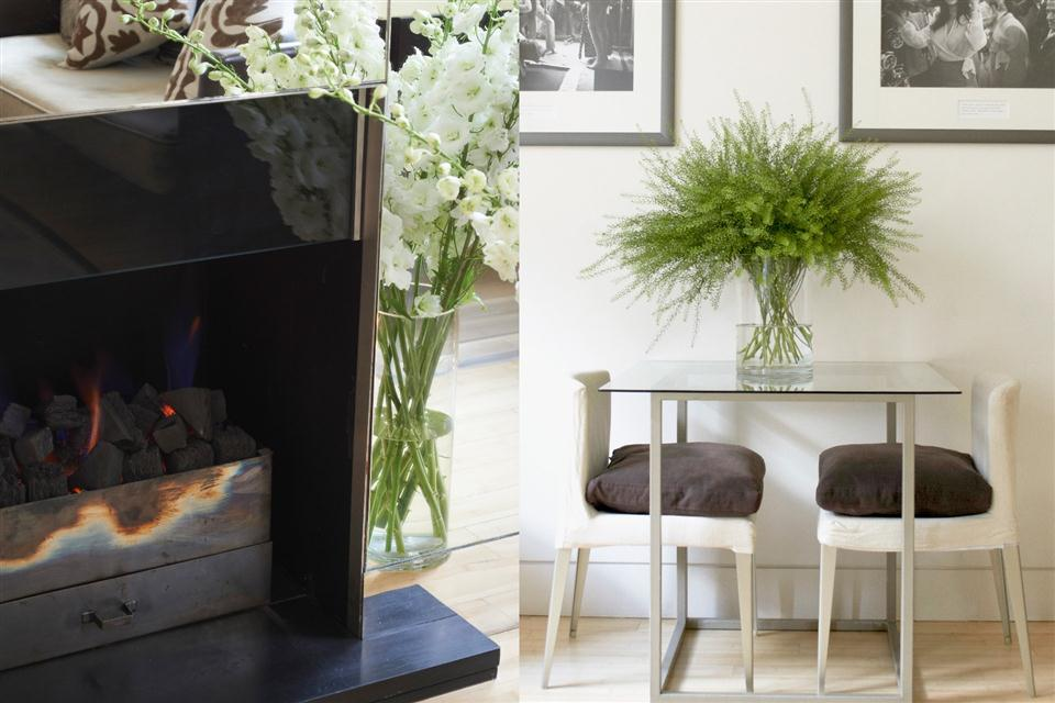 5 Maddox Street - Deluxe Fireplace