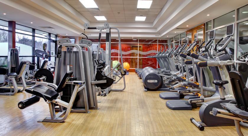HiltonEdinburghAirport gym.jpg