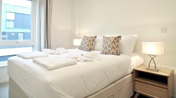 Still Life Clerkenwell Deluxe Apartments - Bedroom