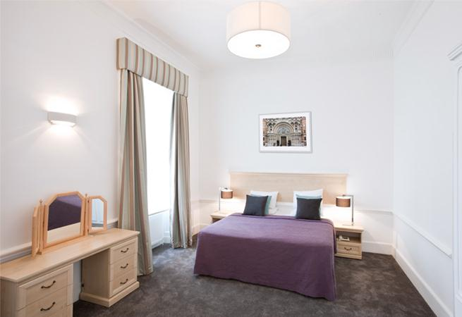 Harley Street House Apartments - Bedroom