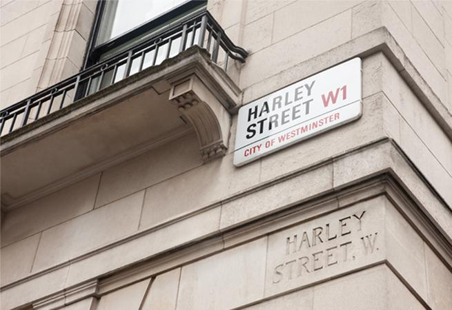 Harley Street House Apartments - Exterior