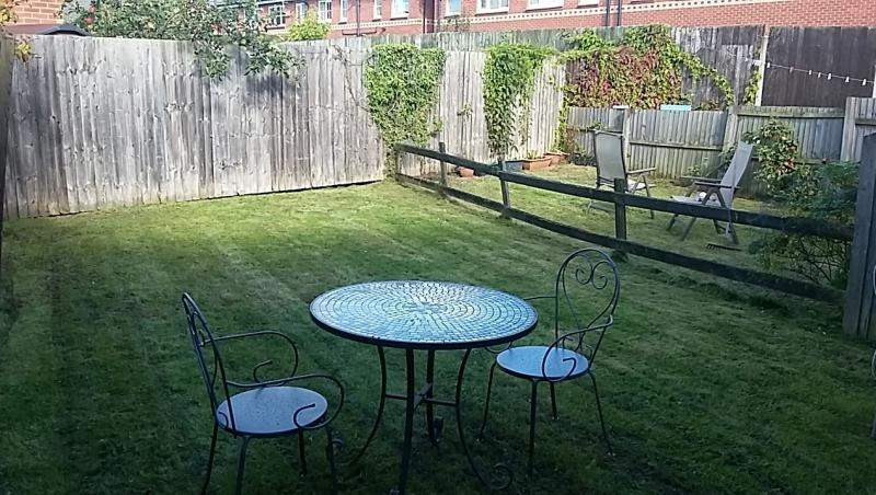 Finchwood Road - Back Garden