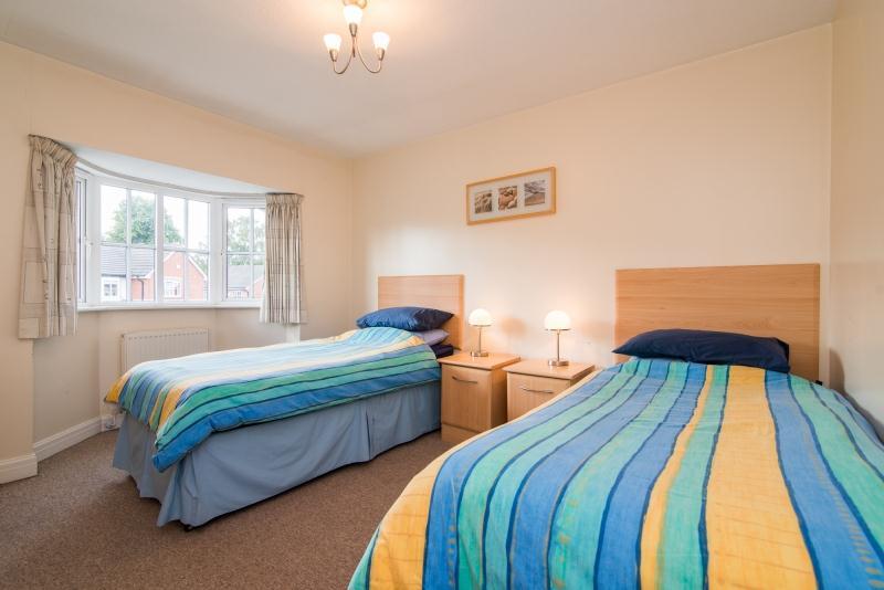 Finchwood Road - Twin Bedroom