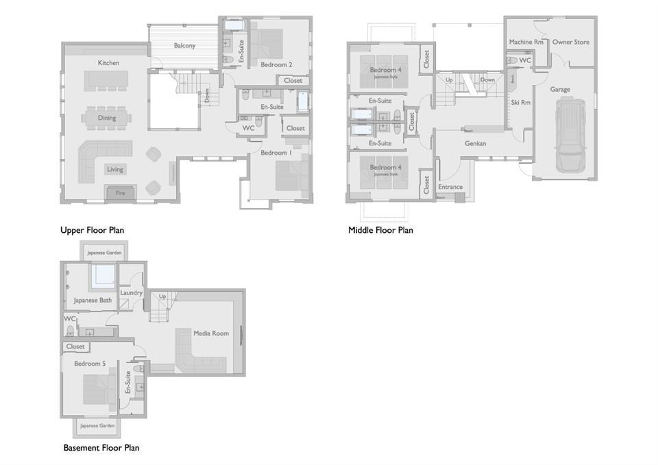 #floorplans Enju