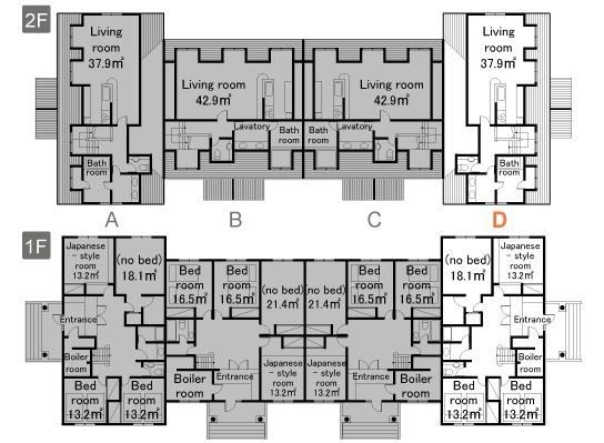 #floorplans 4 Bedroom Lodge
