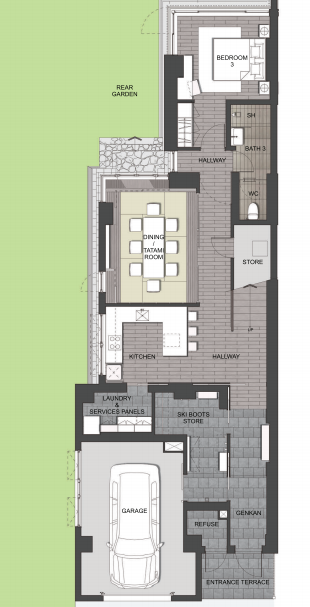 #floorplans First Floor