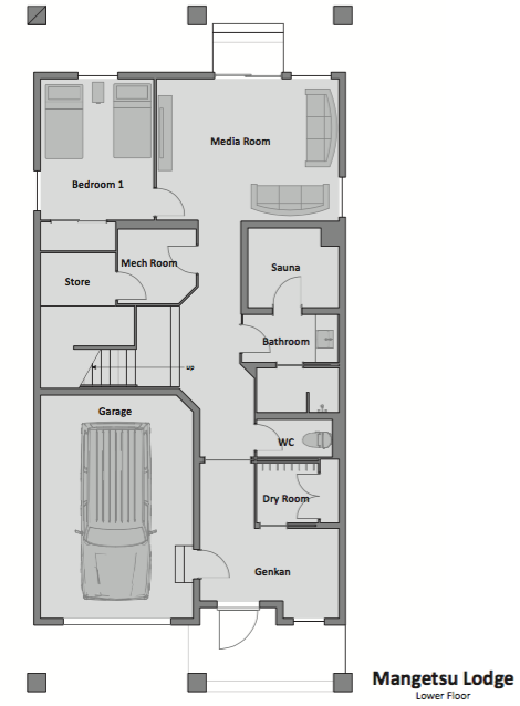 #floorplans Lower Floor
