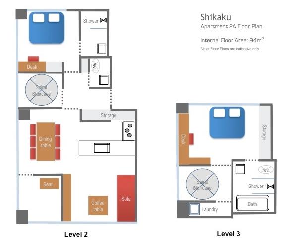 Shikaku Apartment 2A Floor.png