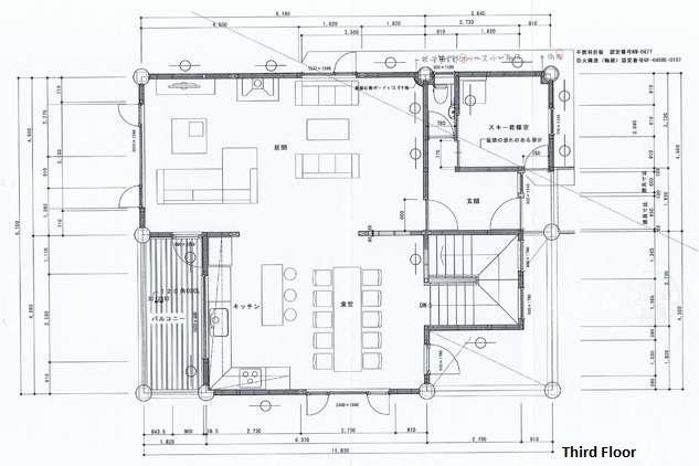 #floorplans Third Floor