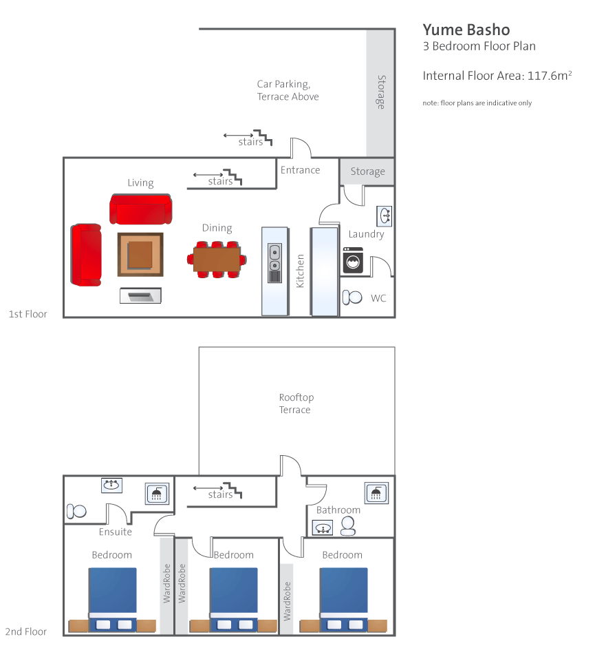 #floorplans 3 Bedroom