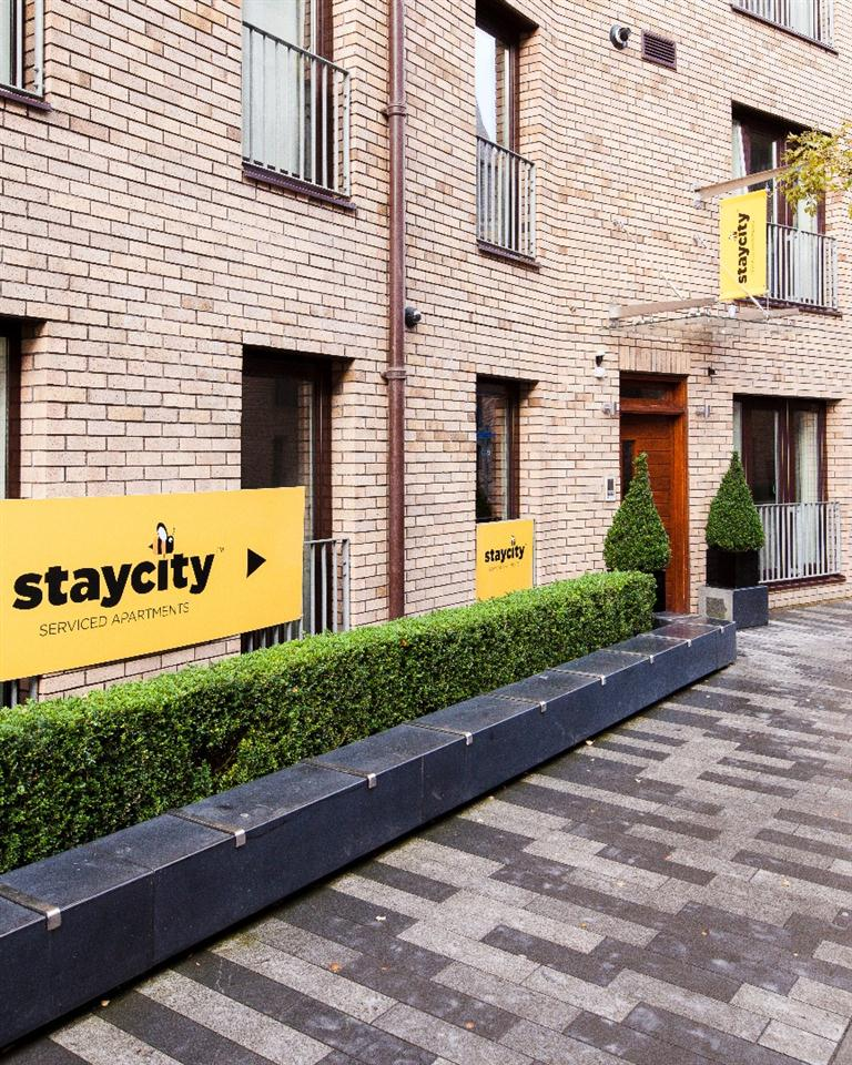 Staycity Serviced Apartments Edinburgh - Exterior