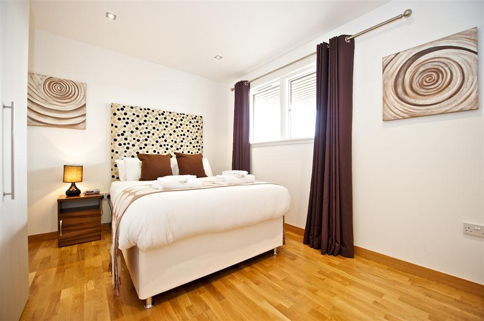 Staycity Serviced Apartments Edinburgh - Bedroom