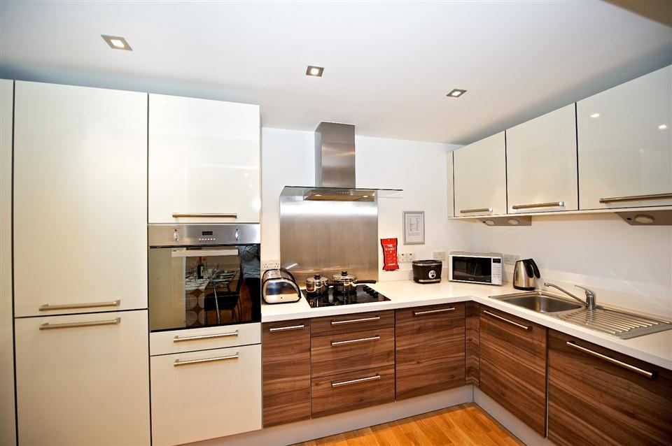 Staycity Serviced Apartments Edinburgh - Kitchen