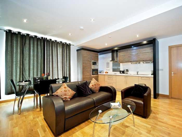 Staycity Serviced Apartments Edinburgh - Penthouse Apartment