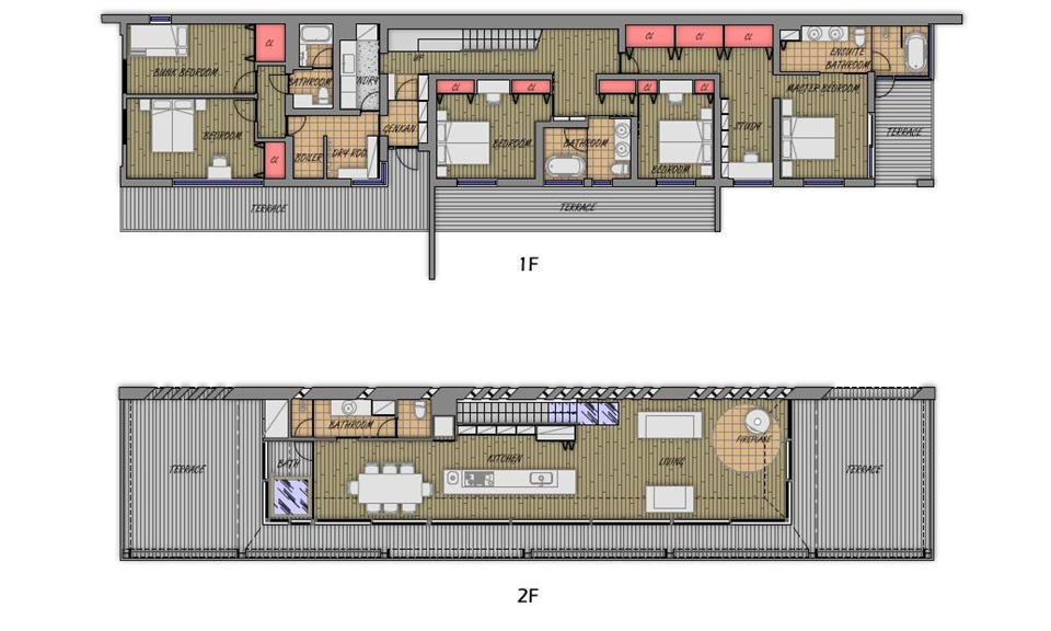 #floorplans Glasshouse