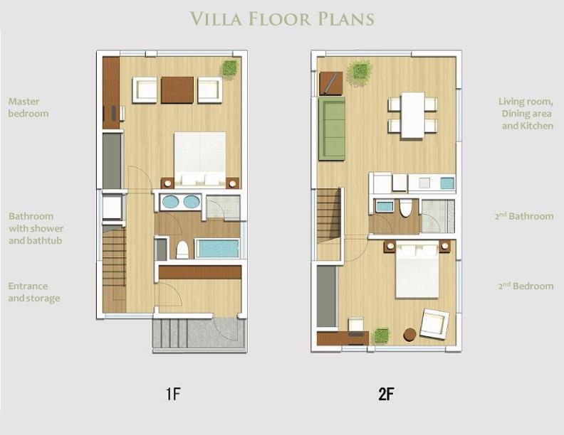 #floorplans 2 Bedroom Apartment
