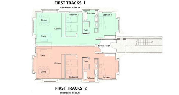 #floorplans 2 Bedroom
