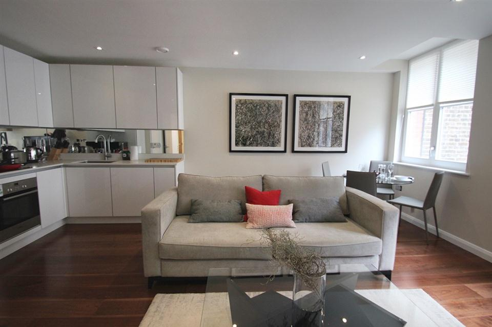 Chancery Lane Apartments - Living Room