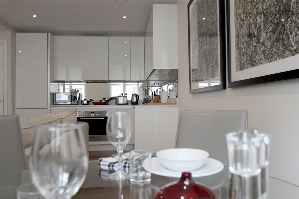 Chancery Lane Apartments - Living Room