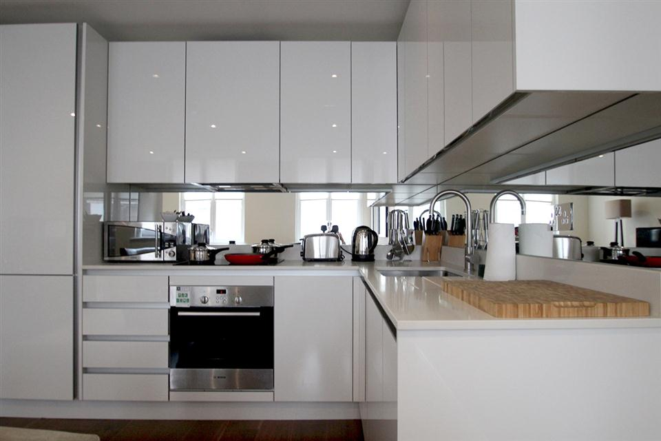 Chancery Lane Apartments - Kitchen