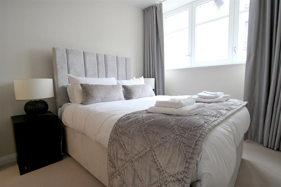 Chancery Lane Apartments - Bedroom