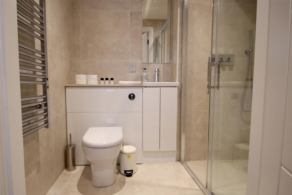 Chancery Lane Apartments - Bathroom