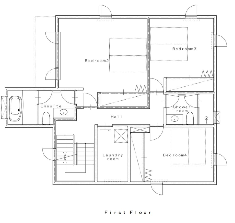 #floorplans Yuzuki first floor