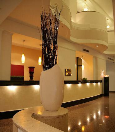 Moscow Marriott Tverskaya Hotel - lobby.jpg