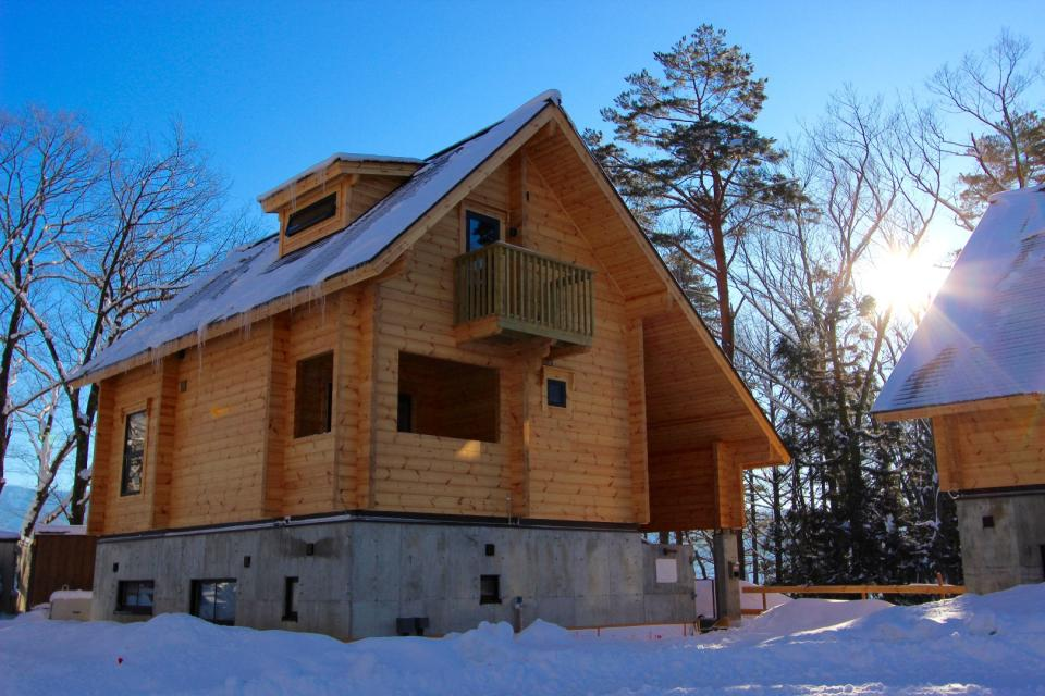 Hakuba Accommodation Wadano Woods 1