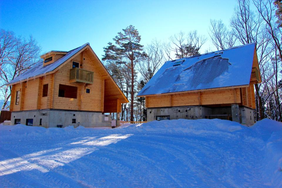 Hakuba Accommodation Wadano Woods 2