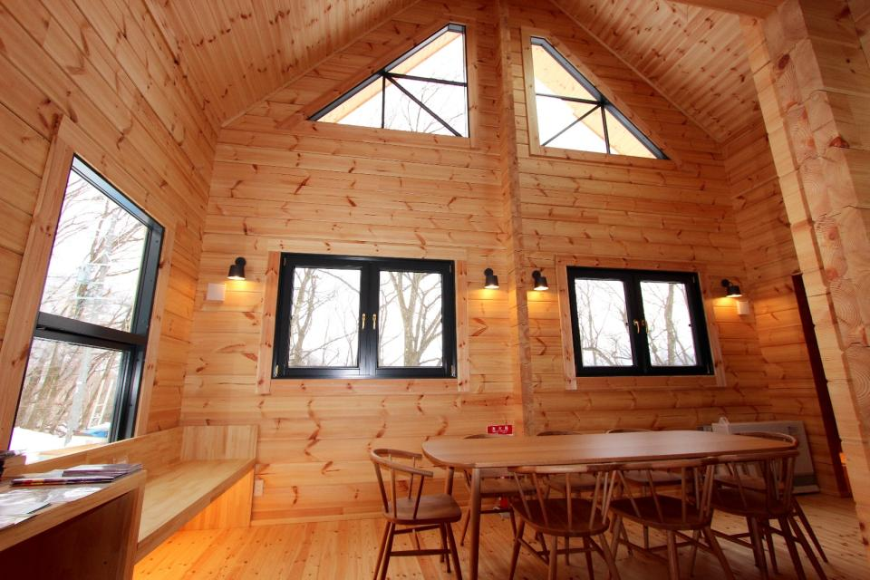 Hakuba Accommodation Wadano Woods 5
