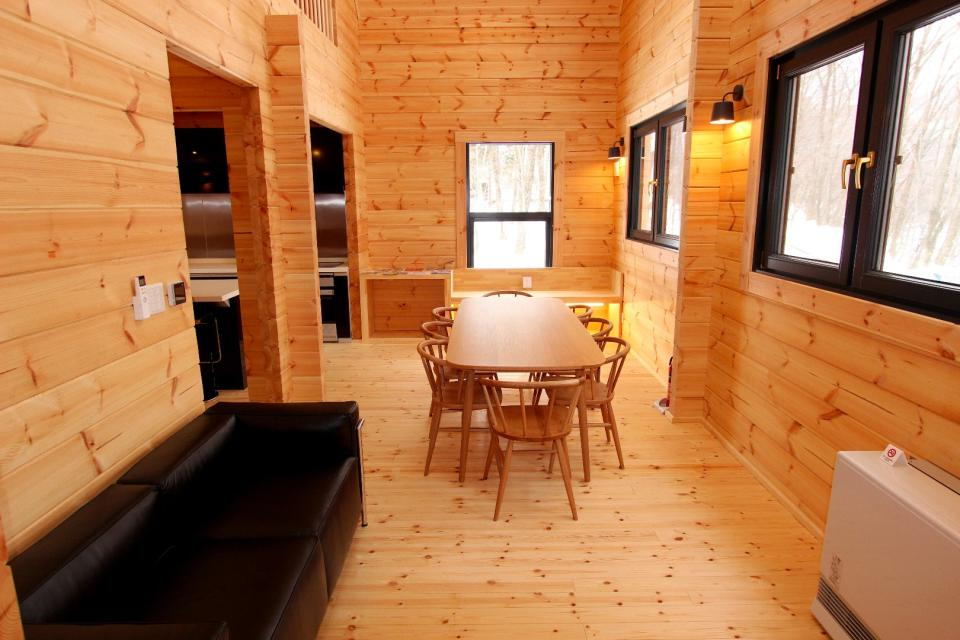 Hakuba Accommodation Wadano Woods 6