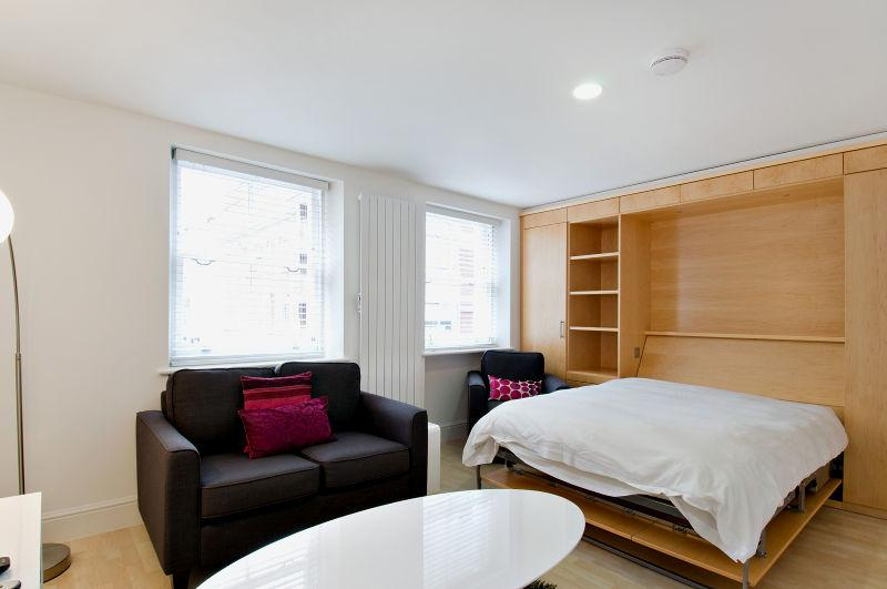 James Street Serviced Apartments - Living Area