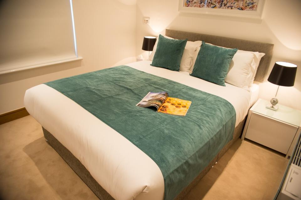 Clarendon Marylebone Apartments - One Bedroom Apartment Bedroom