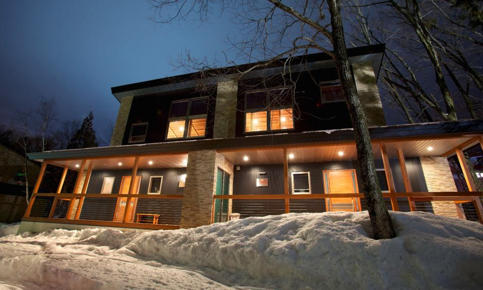 Hakuba Accommodation Phoenix Chalet 2