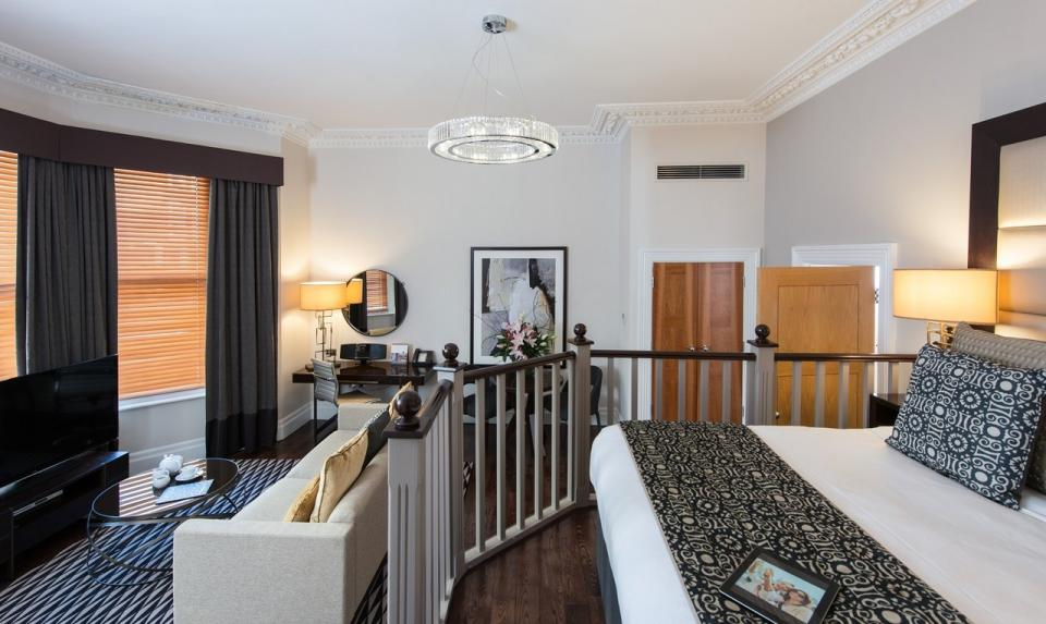 Fraser Suites Kensington - Studio Apartment