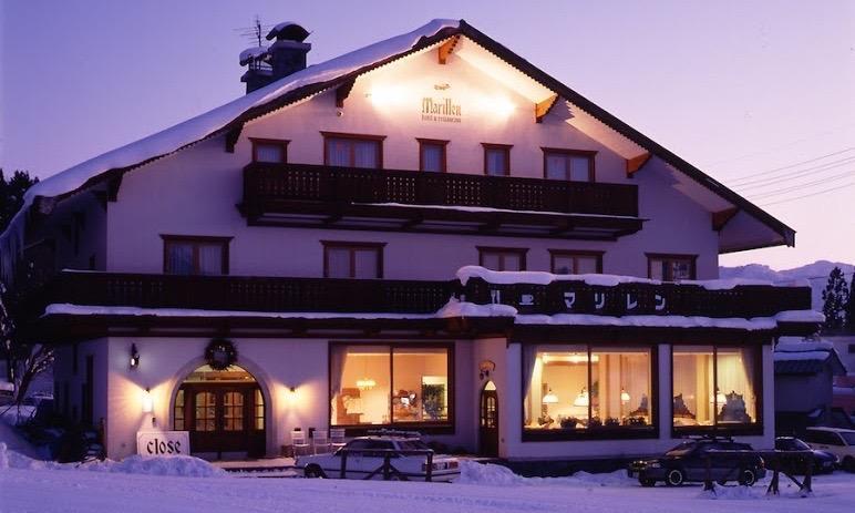 Hakuba Hotel Marillen 1