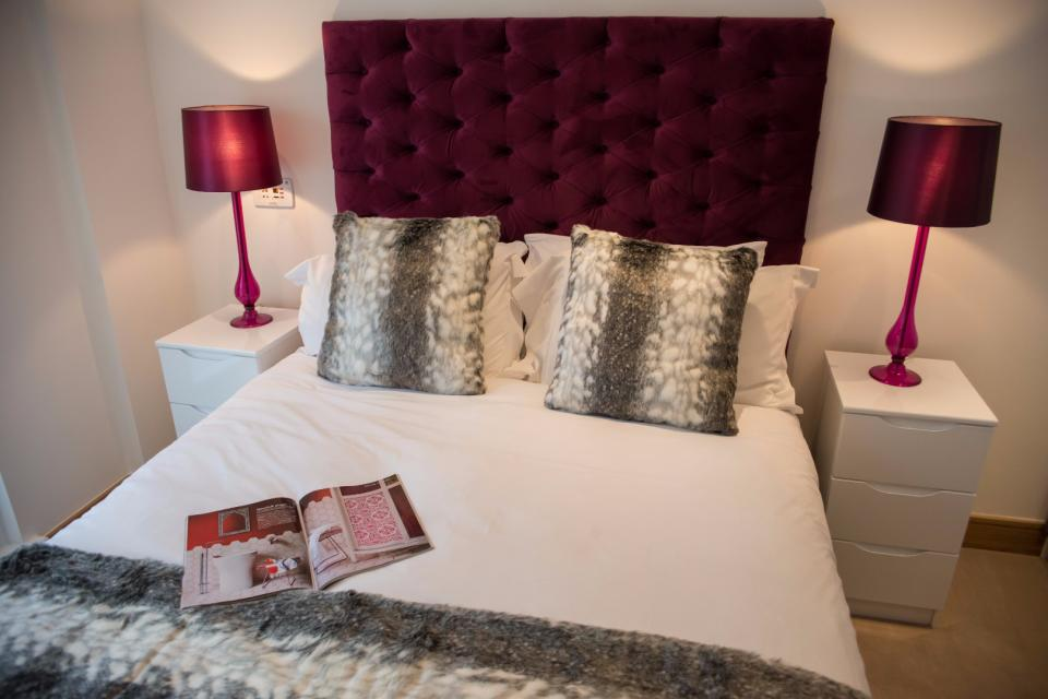 Clarendon Marylebone Apartments - Two Bedroom Two Bathroom Apartment - Bedroom
